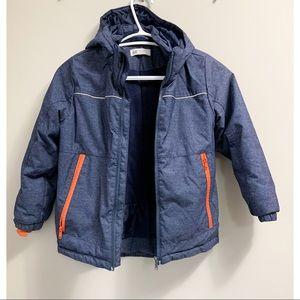 ✨3/$30 H&M Boys Winter Jacket   Size 6
